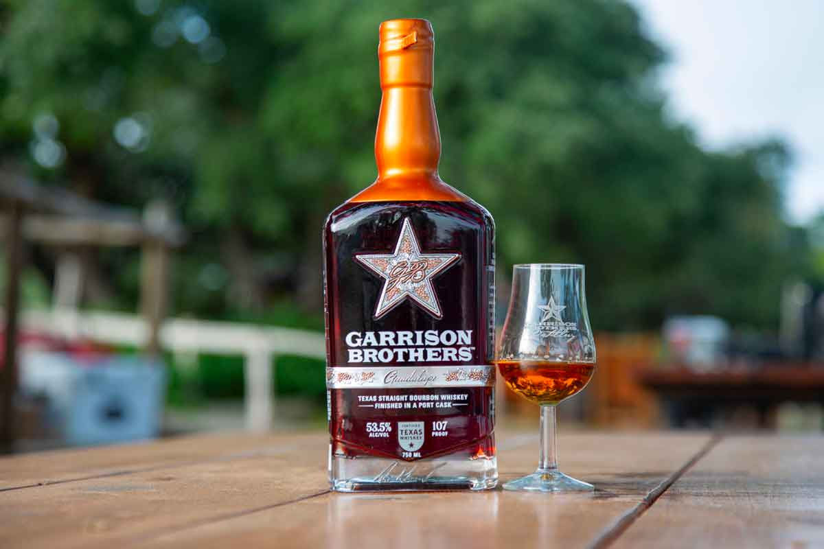 Yamazaki 25: Guadalupe Texas Straight Bourbon