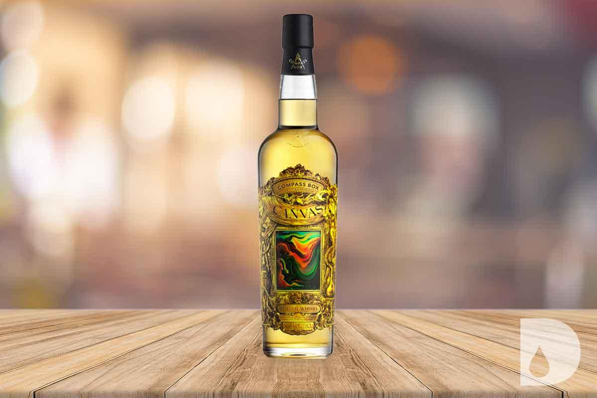 Yamazaki 25: Canvas Blended Malt Scotch Whisky