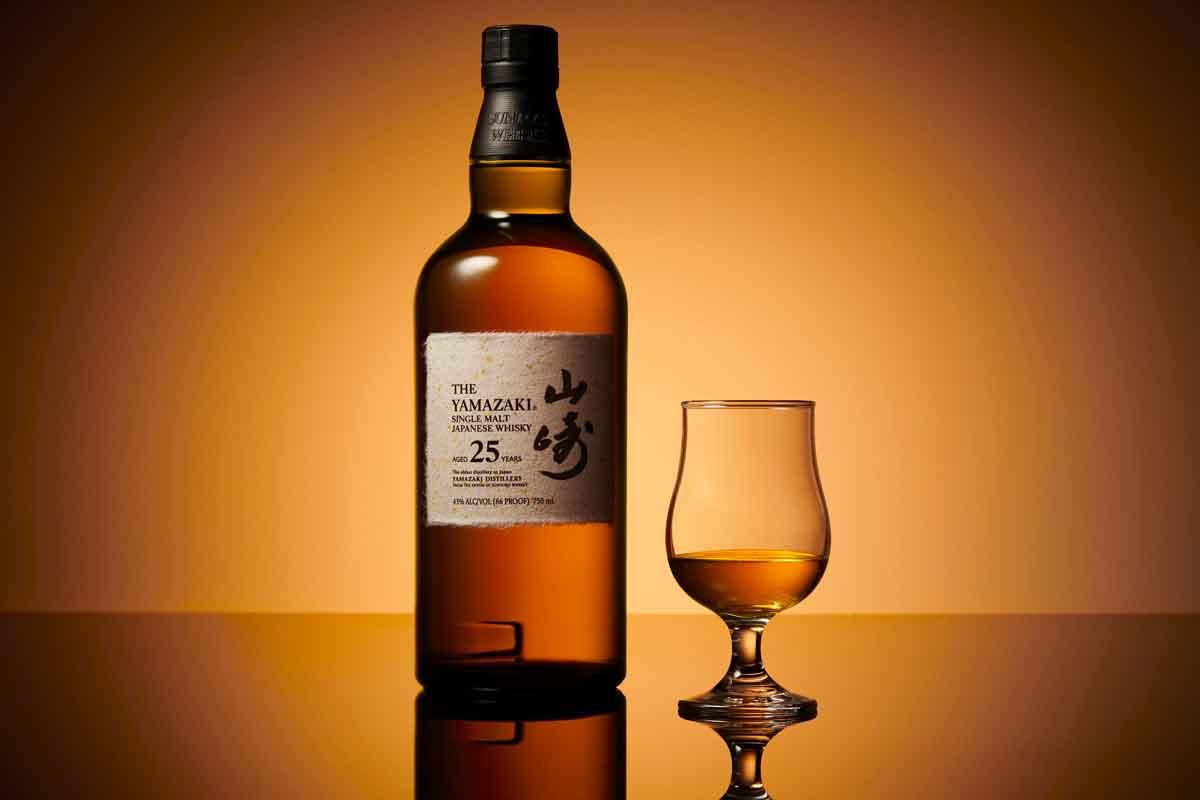 Yamazaki 25 Year Single Malt Whisky