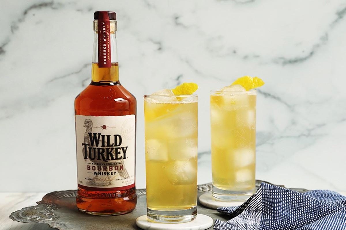 Wild Turkey bourbon: Wild Turkey Bourbon