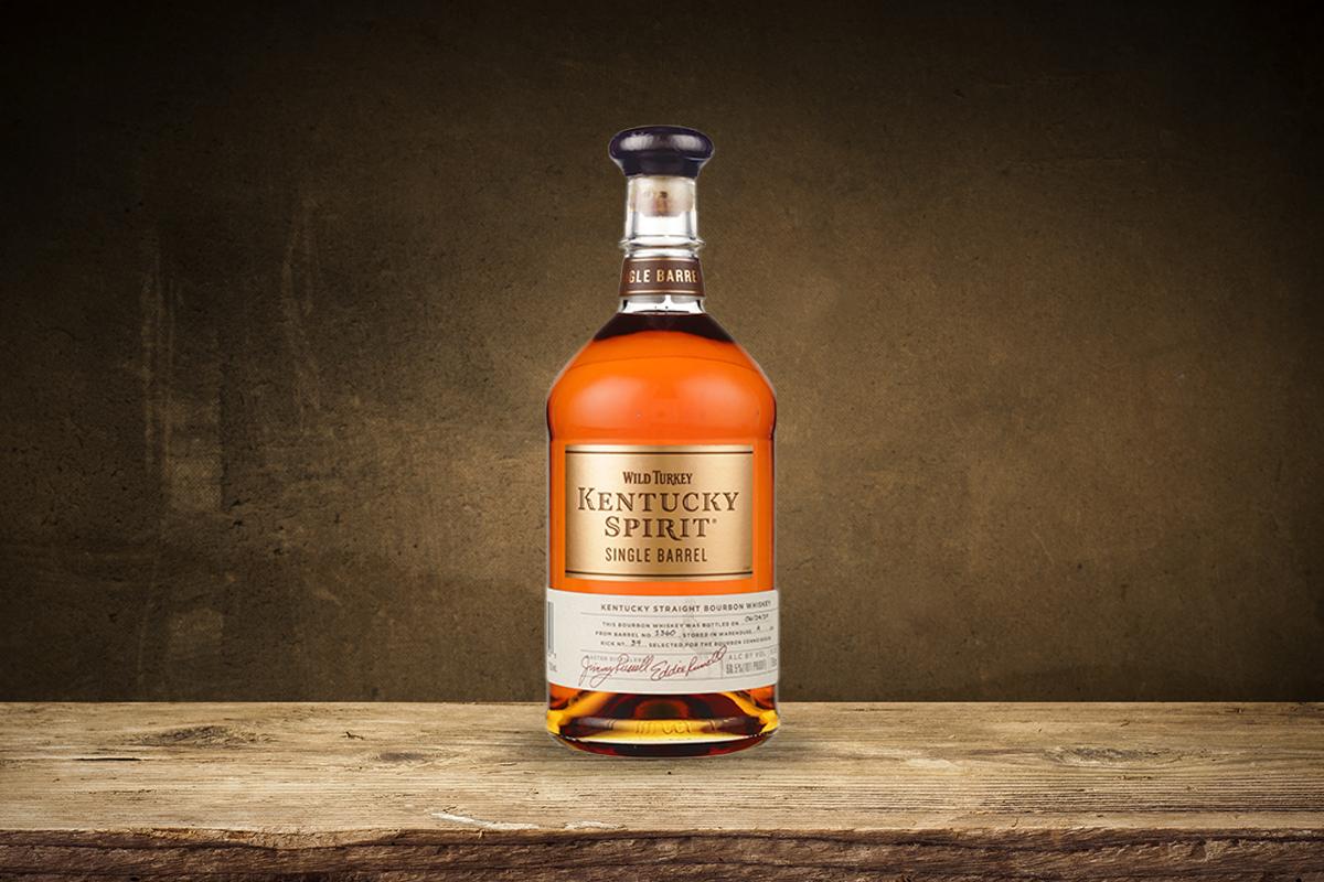 Wild Turkey bourbon: Wild Turkey Kentucky Spirit