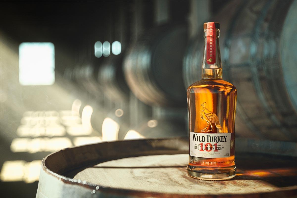 Wild Turkey bourbon: Wild Turkey 101