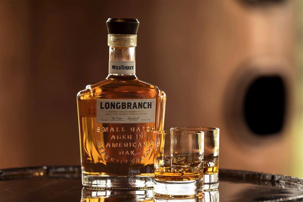 Wild Turkey bourbon: Wild Turkey Longbranch