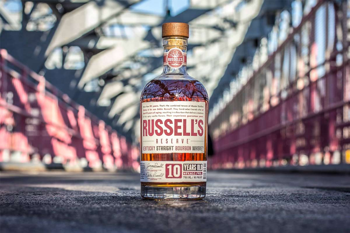 Russell's Reserve Bourbon: Russell's Reserve 10 Year Bourbon