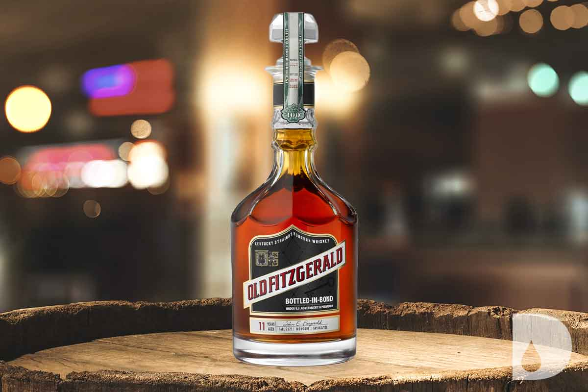 Basil Hayden Toast: Old Fitzgerald Bottled-in-Bond Fall 2021