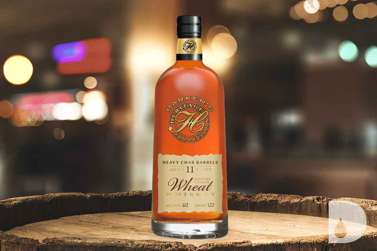 Parker's Heritage Heavy Char Wheat Whiskey