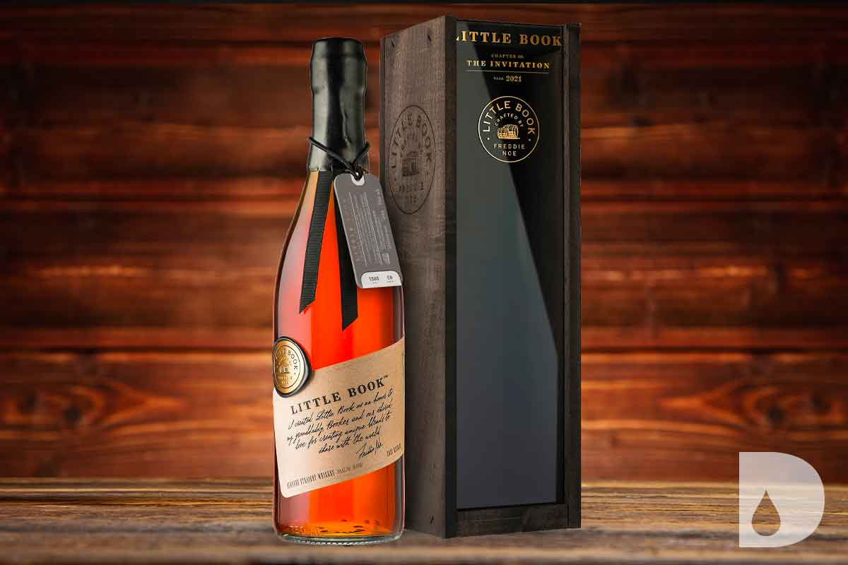 """Heavy Char Wheat Whiskey: Little Book Chapter 5: """"The Invitation"""""""