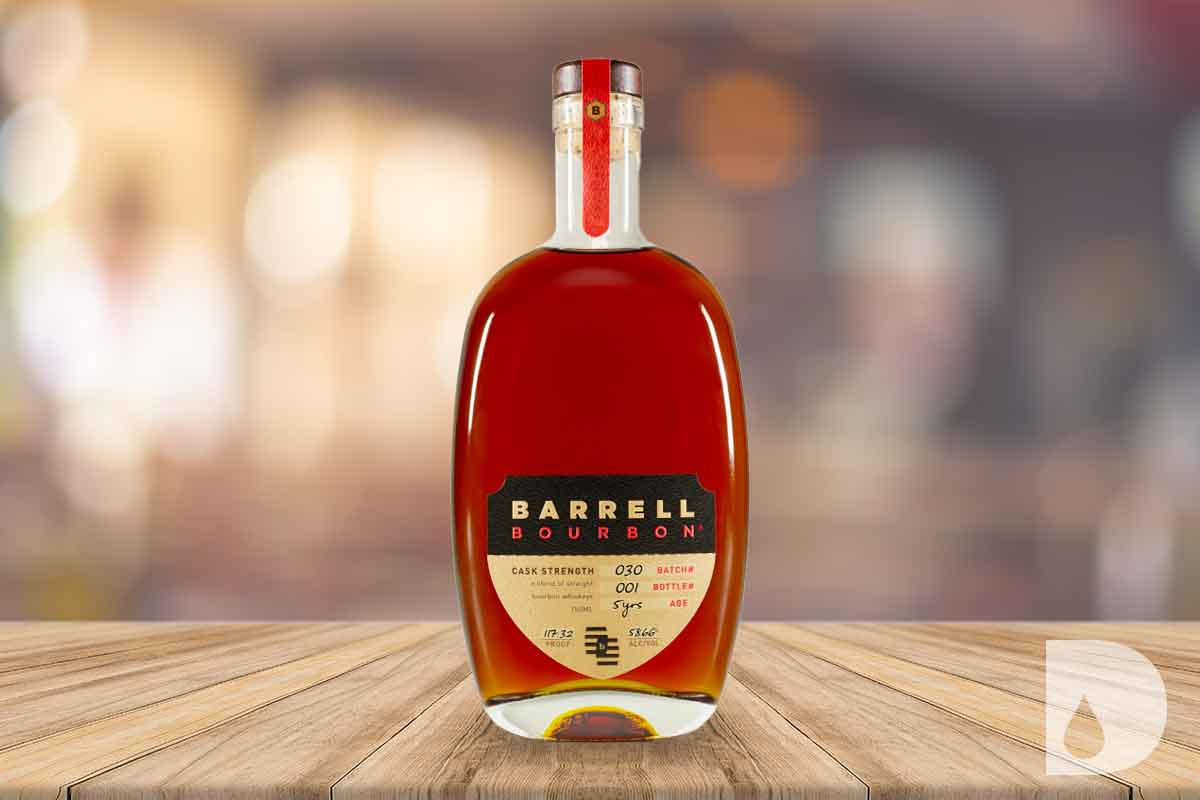 Heavy Char Wheat Whiskey: Barrell Bourbon Batch 30