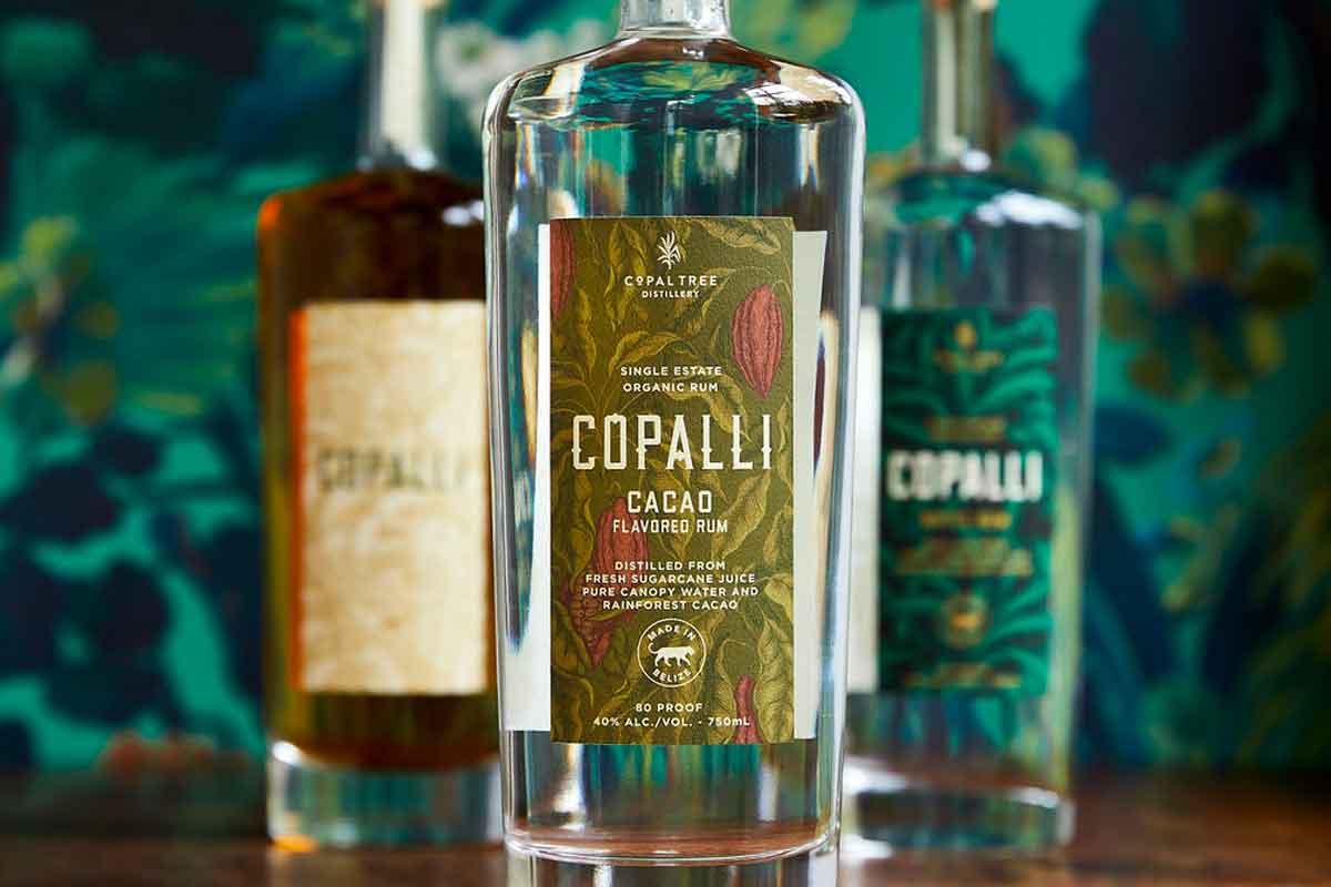 glenfiddich grande couronne: Copalli Cacao Rum