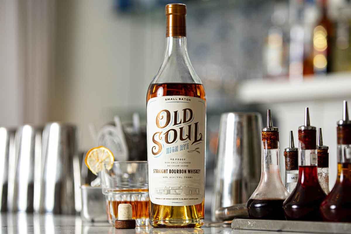 glenfiddich grande couronne: Old Soul Straight Bourbon Small Batch