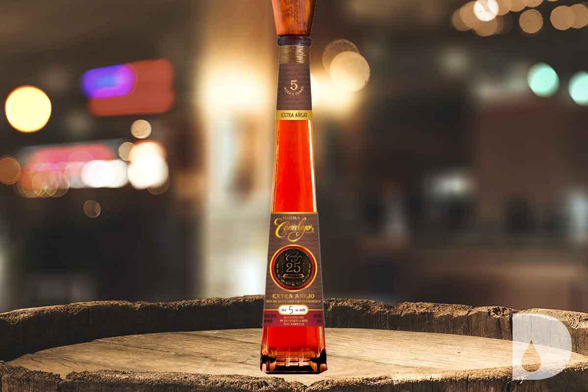glenfiddich grande couronne: Corralejo 25th Anniversary Extra Añejo Tequila