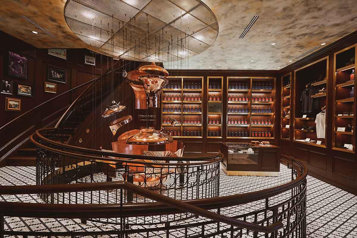 glenfiddich grande couronne: Great Jones Distilling Co.