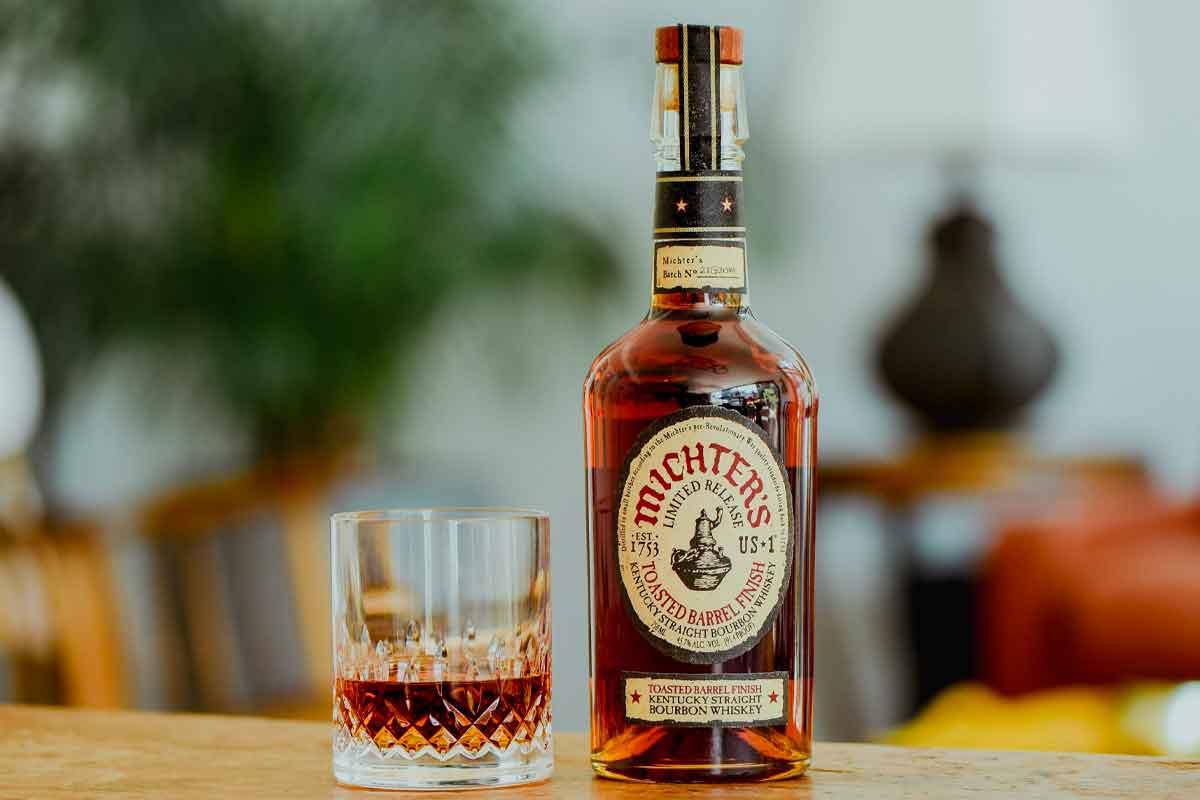 glenfiddich grande couronne: US*1 Toasted Barrel Finish Bourbon