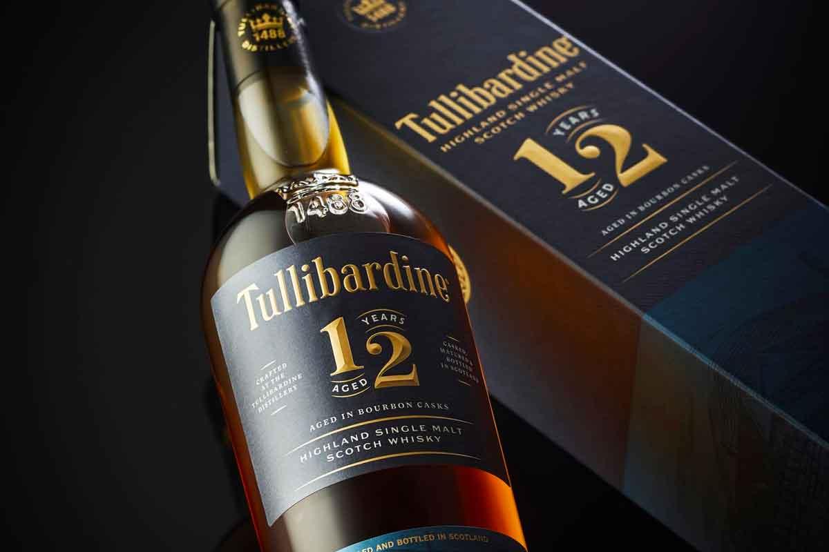Jack Daniel's 10 Year: Tullibardine 12 Year