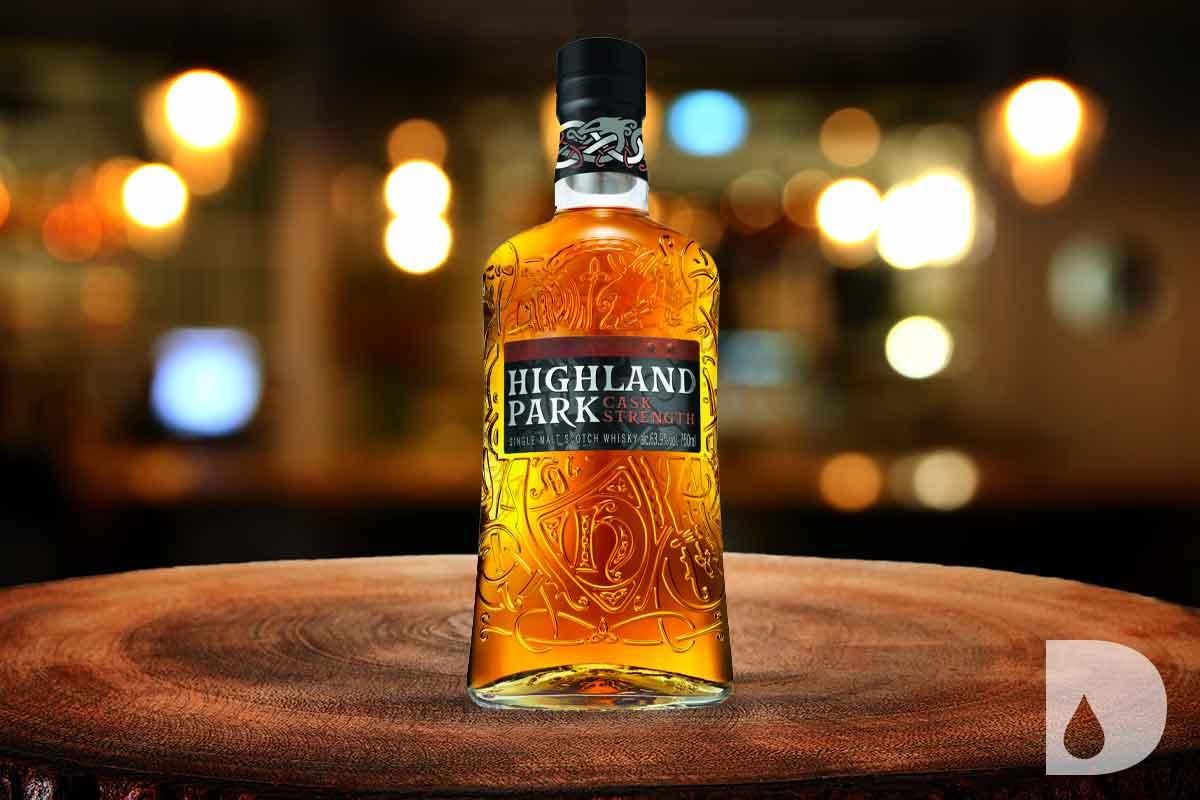 Jack Daniel's 10 Year: Highland Park Cask Strength Release No.2
