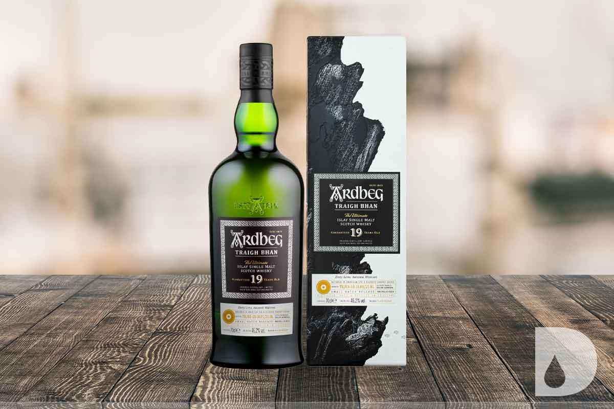 Jack Daniel's 10 Year: Ardbeg Traigh Bhan