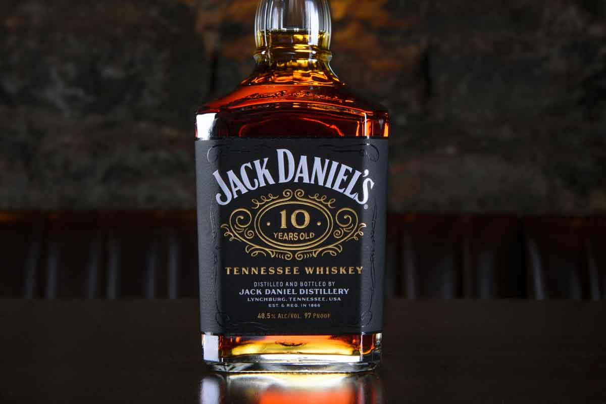 Jack Daniel's 10 Year Tennessee Whiskey