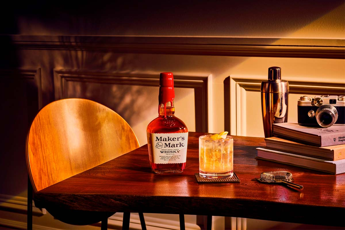 maker's mark bourbon: Maker's Mark Bourbon