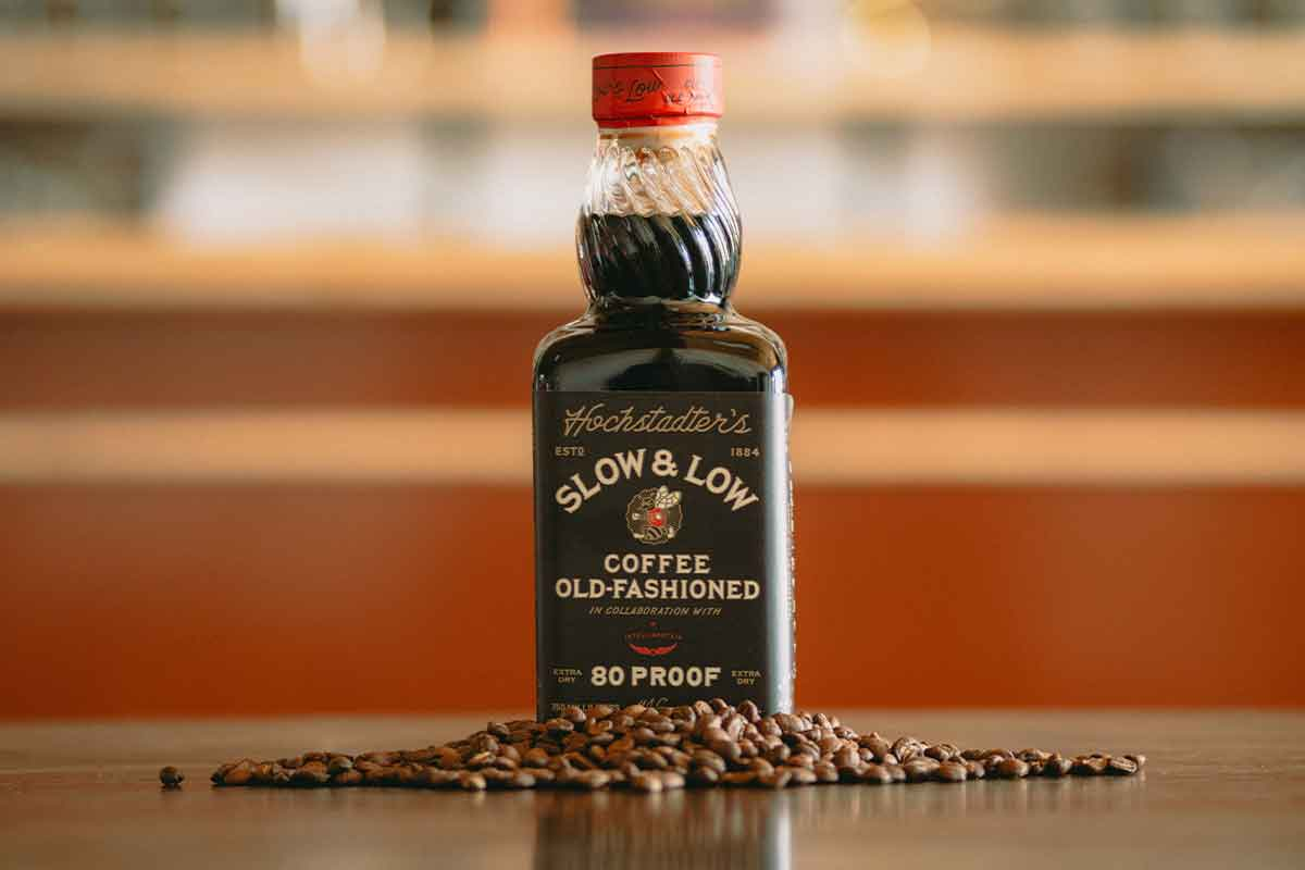 Master's Keep One: Slow & Low Coffee Old-Fashioned