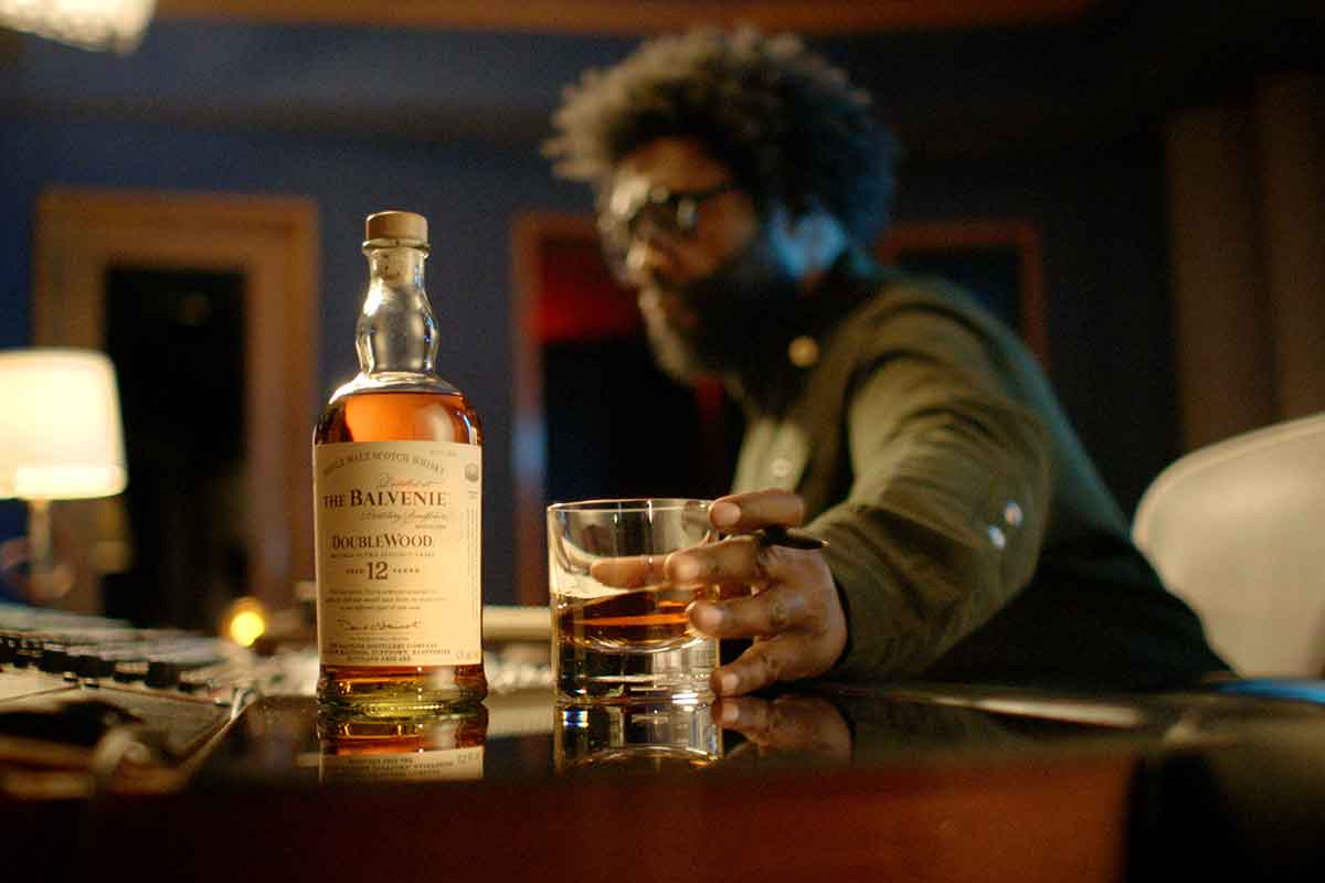 Master's Keep One: The Balvenie and Questlove