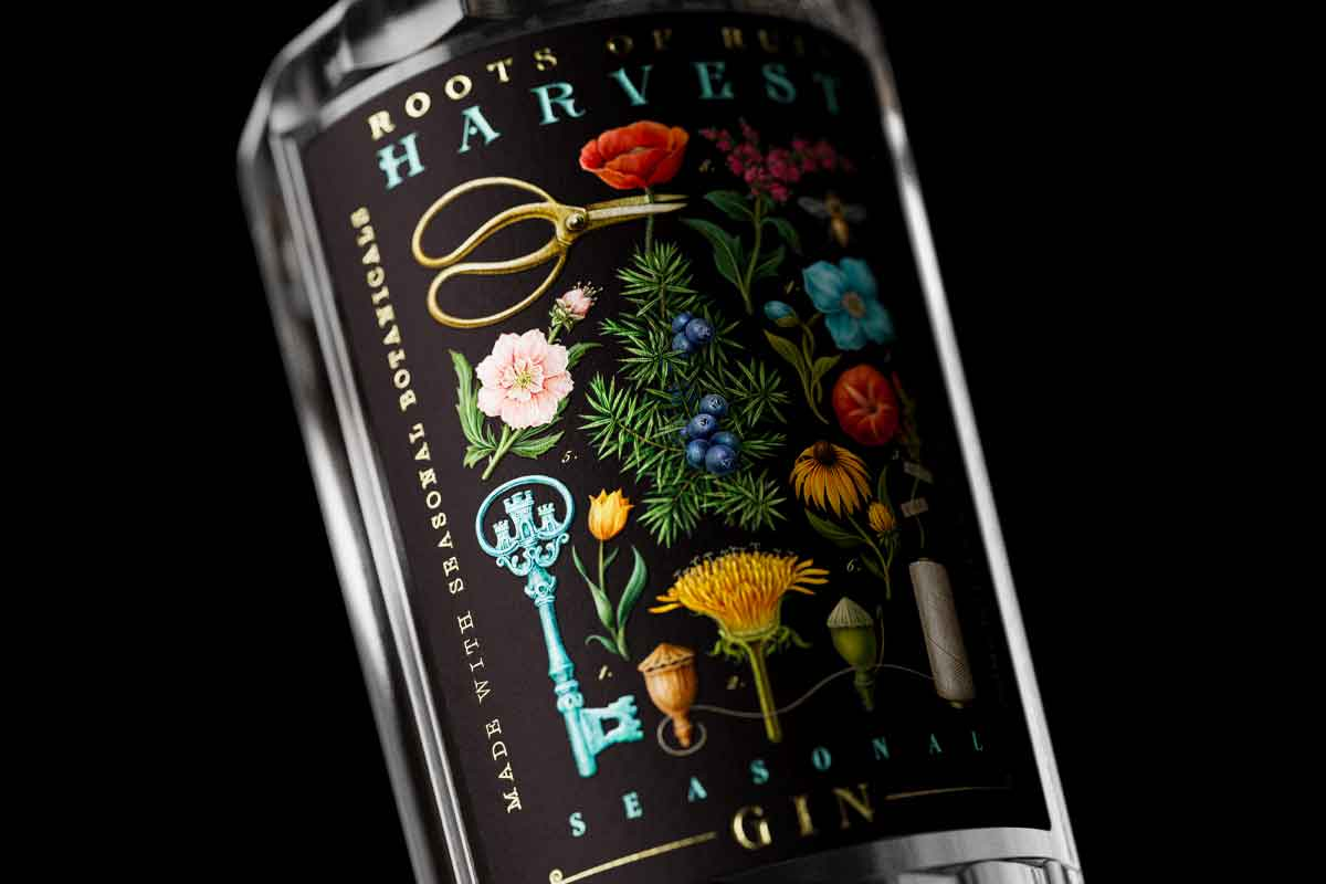 Master's Keep One: Roots of Ruin Harvest Seasonal Gin