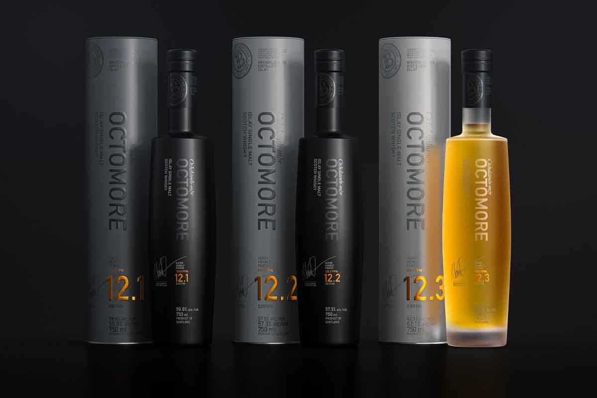 Master's Keep One: Octomore 12 Series
