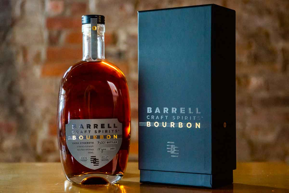 Four Roses 2021: Barrell Craft Spirits Gray Label 15 Year