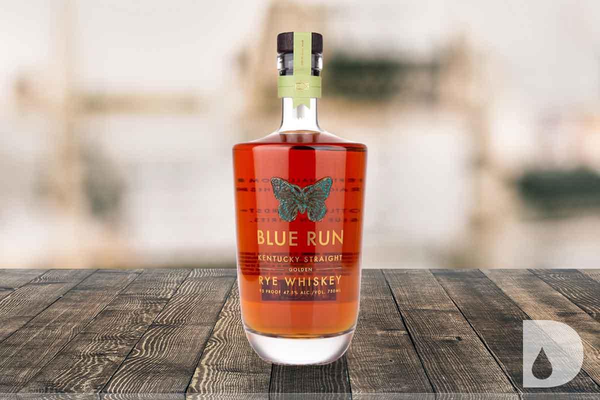 Four Roses 2021: Blue Run Kentucky Straight Golden Rye Whiskey