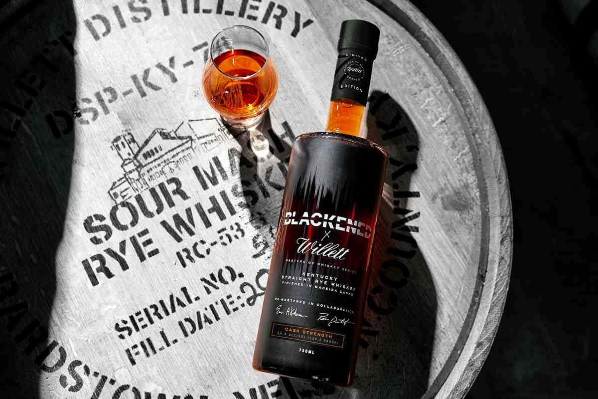Four Roses 2021: Blackened x Willett Kentucky Straight Rye