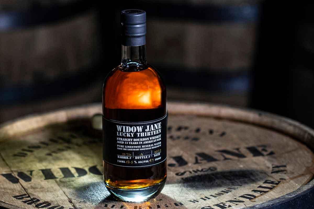 Four Roses 2021: Lucky Thirteen Small Batch Bourbon