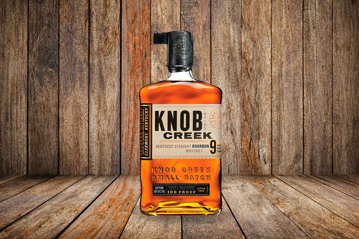 Jim Beam Small Batch Collection: Knob Creek Small Batch Bourbon