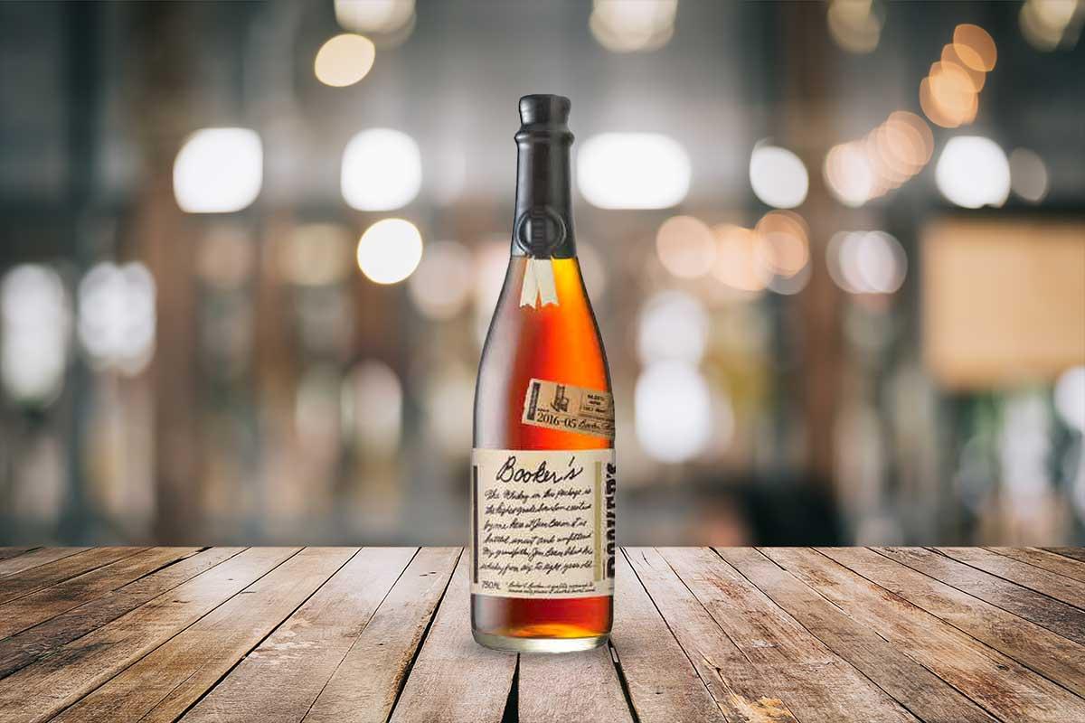Jim Beam Small Batch Collection: Booker's Bourbon