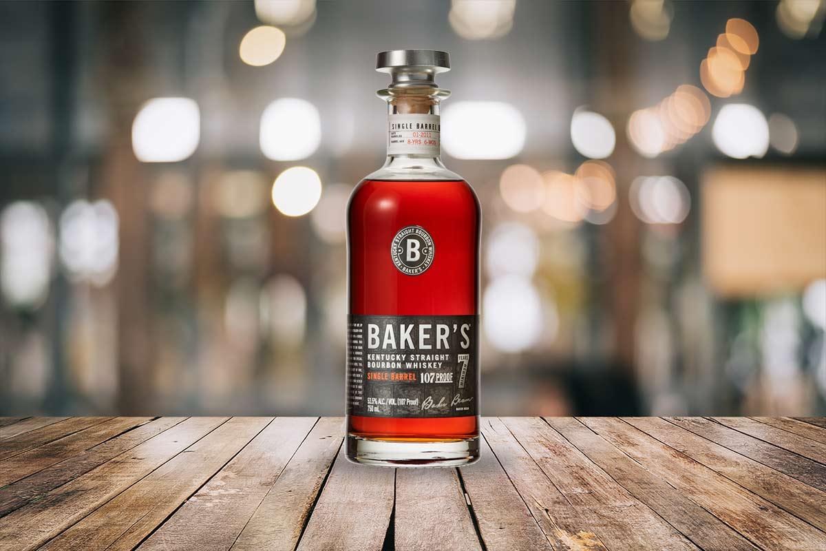 Jim Beam Small Batch Collection: Baker's Single Barrel Bourbon