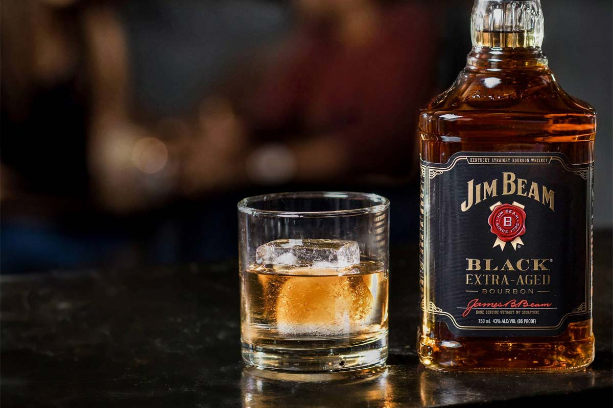 Jim Beam Bourbon: Jim Beam Black