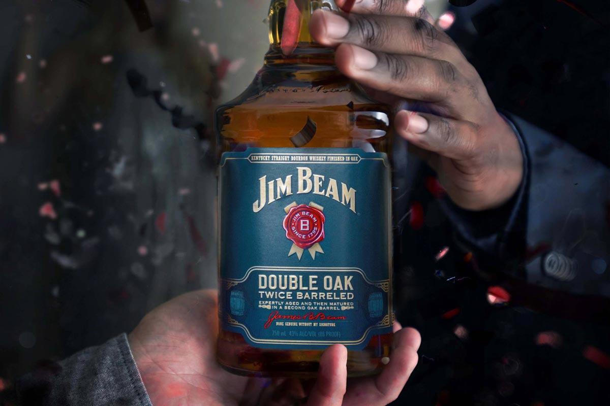 Jim Beam Bourbon: Jim Beam Double Oak