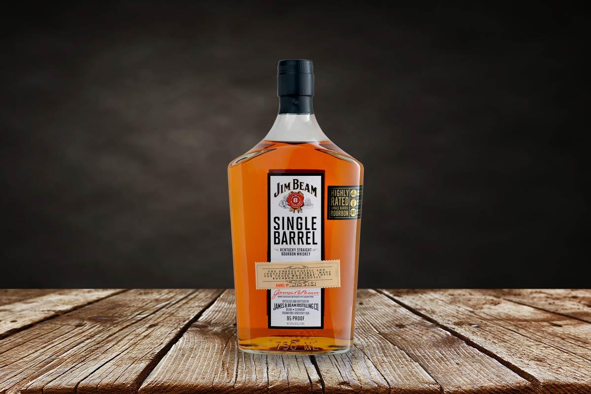 Jim Beam Bourbon: Jim Beam Single Barrel