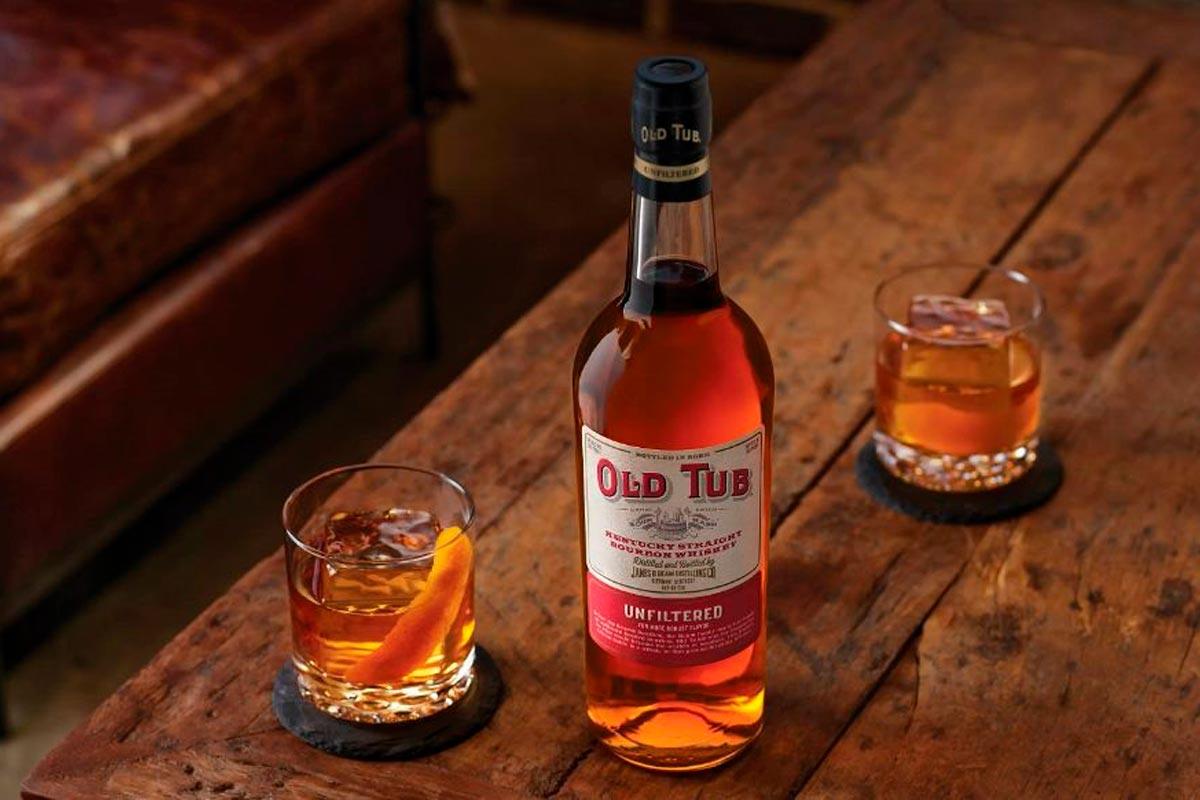 Jim Beam Old Bourbons: Old Tub Kentucky Straight Bourbon
