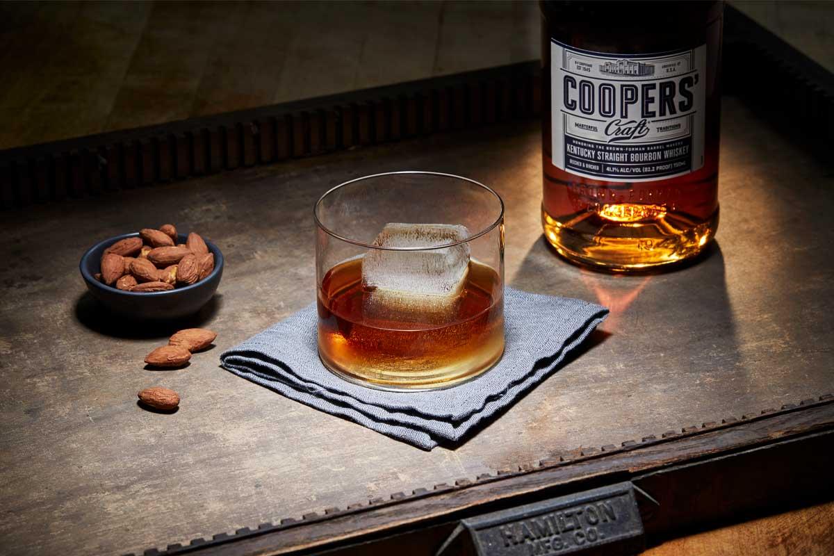 Coopers' Craft Bourbon: Coopers' Craft Original 82.2 Proof