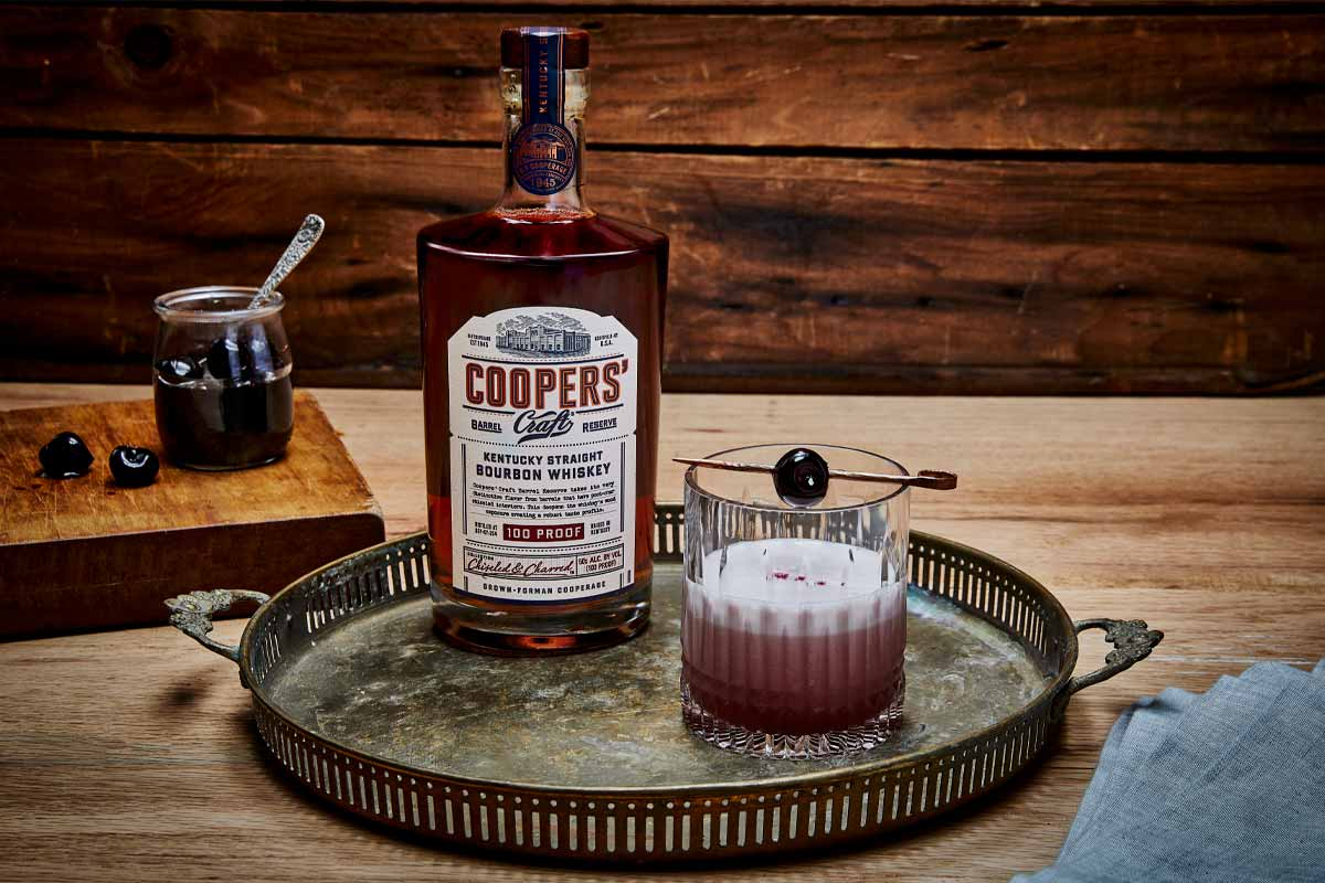 Coopers' Craft Bourbon: Coopers' Craft Barrel Reserve 100 Proof