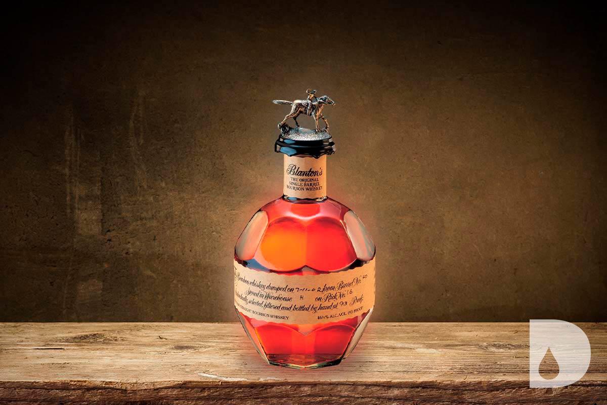 Buffalo Trace Bourbon Brands: Blanton's Original Single Barrel