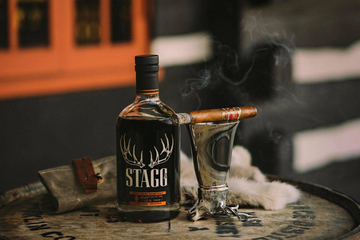 Buffalo Trace Bourbon Brands: Stagg Jr. Barrel Proof Bourbon