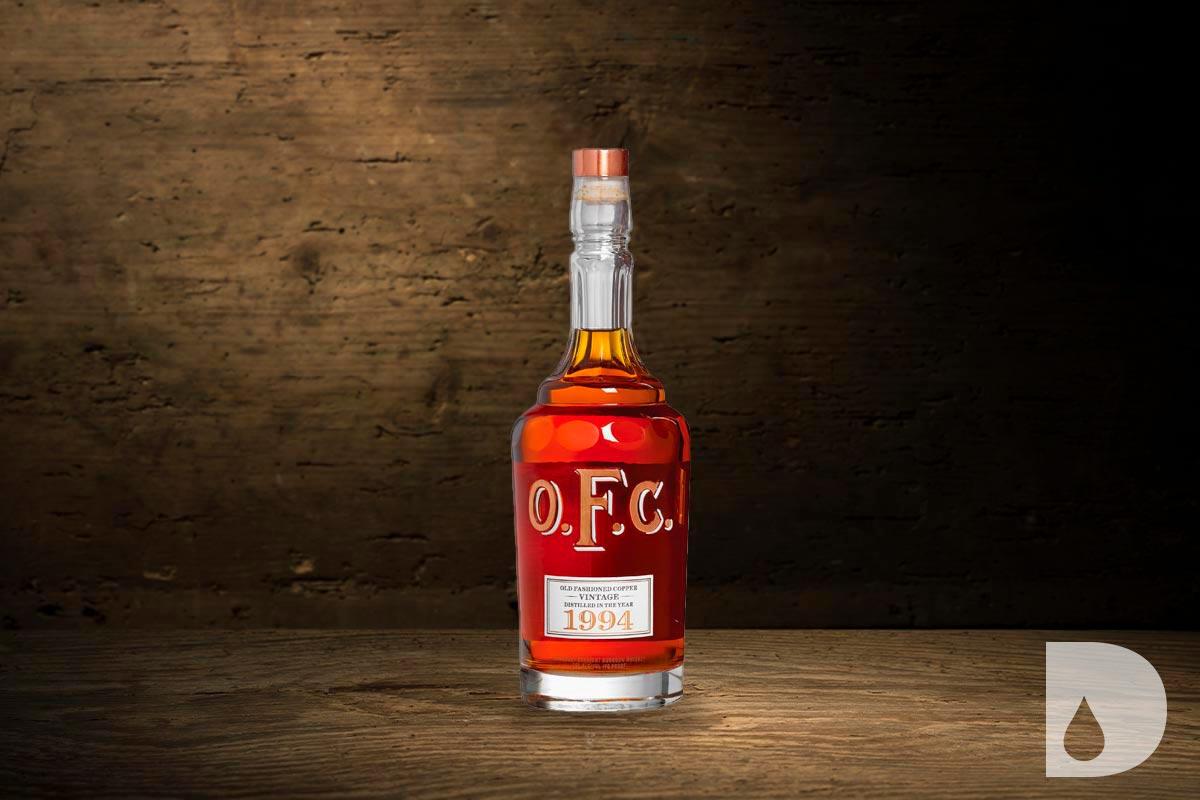 e.h. taylor bourbon: o.f.c. bourbon