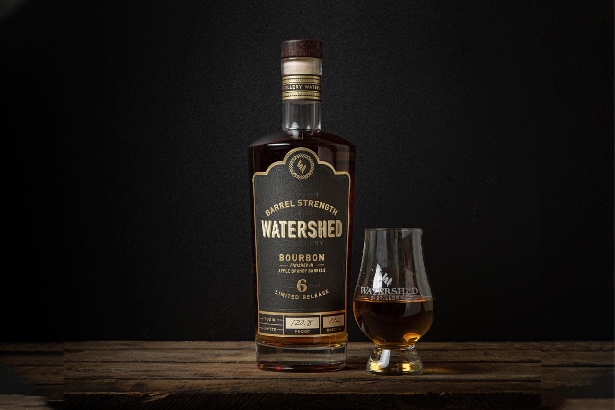 Glen Grant 60: Watershed Barrel Strength Bourbon Batch 002