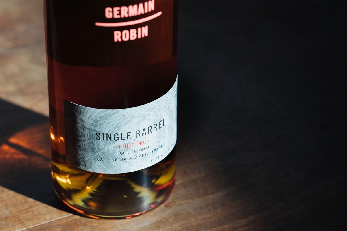 Glen Grant 60: Single Barrel Pinot Noir Brandy, Aged 19 Years