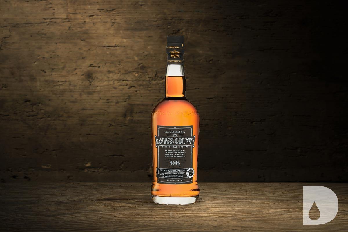 Glen Grant 60: Daviess County Double Barrel Bourbon