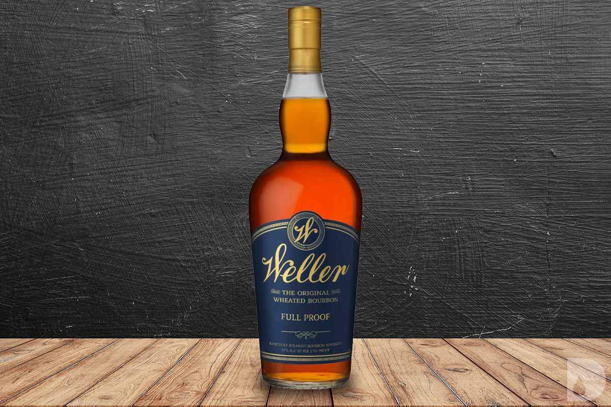 Weller Bourbon Brands: Full Proof