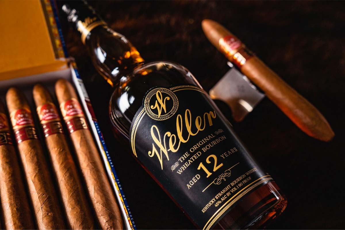 Weller Bourbon Brands: 12 Year