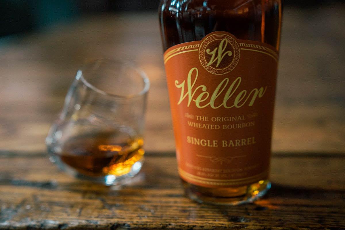Weller Bourbon Brands: Single Barrel