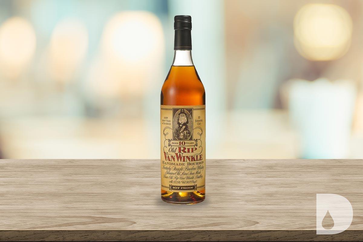 Van Winkle Collection: Old Rip Van Winkle 10 Year Bourbon