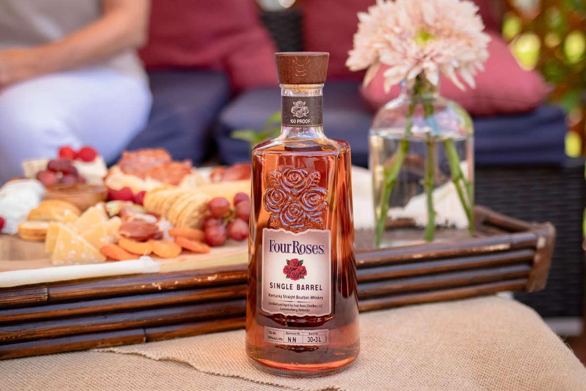Four Roses Bourbon: Single Barrel
